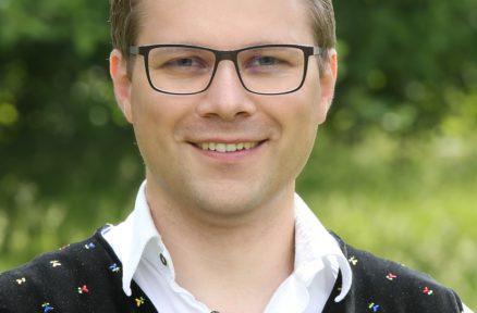 1. Jugendleiter Martin Scheider