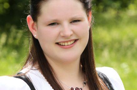 Beisitzerin Stefanie Schreiber