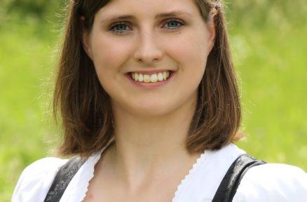 Schriftführerin Sandra Fuchs