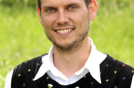 1. Vorsitzender Andreas Fuchs